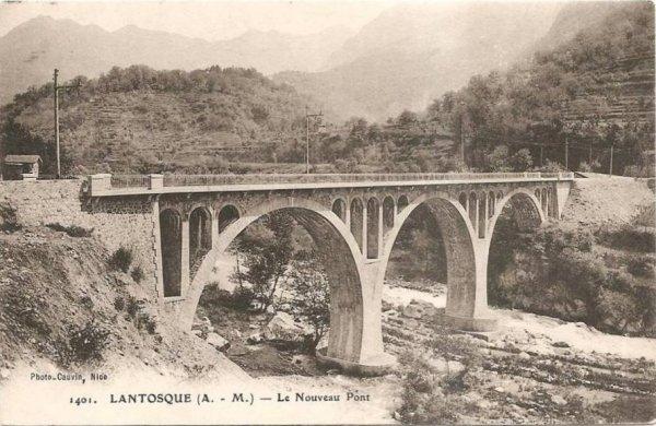 Chemins de Fer de Provence 7 - the line to St. Martin Vesubie. (2/6)