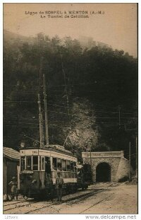 Sospel to Menton Tramway (5/6)