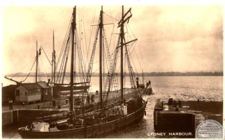 Lydney-Harbour