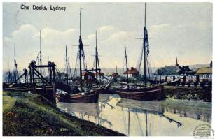 Lydney_Docks_Tippers