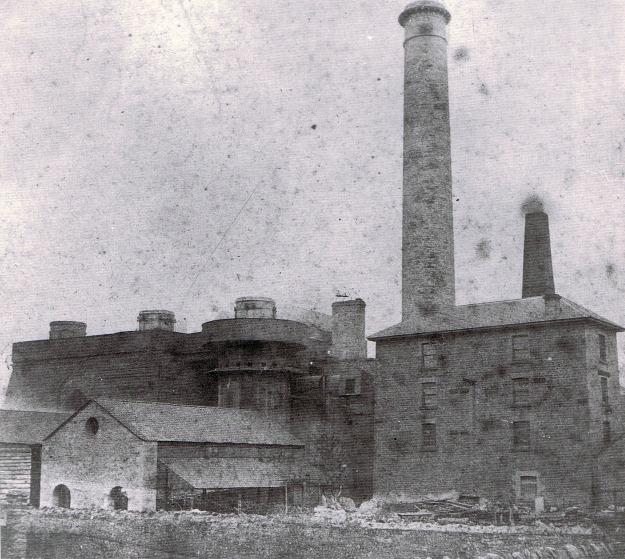 Parkend Ironworks