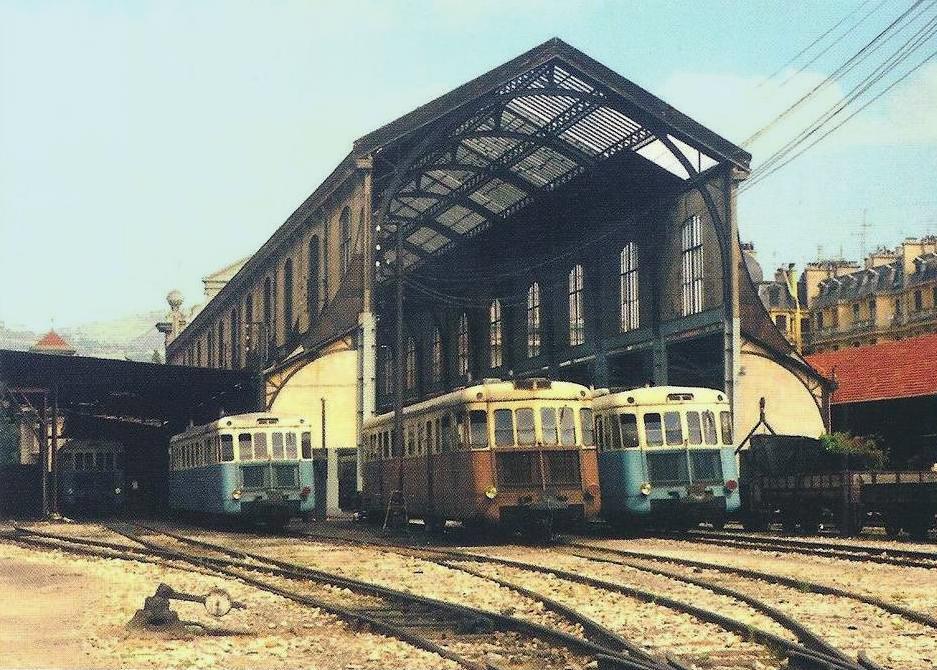 locomotives and rolling stock on the central var line. Black Bedroom Furniture Sets. Home Design Ideas
