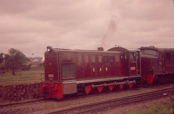 Uganda Railways – Part 26 – Locomotives and Rolling Stock