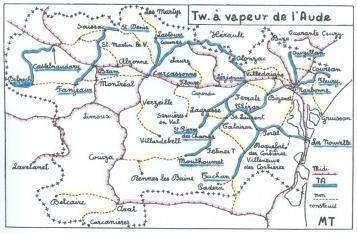 Tramways de l'Aude – Overview – Part 1 | Roger Farnworth on