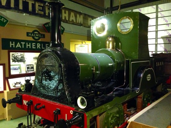 Locomotives et Autorails Inhabituels Gazelle-in-museum